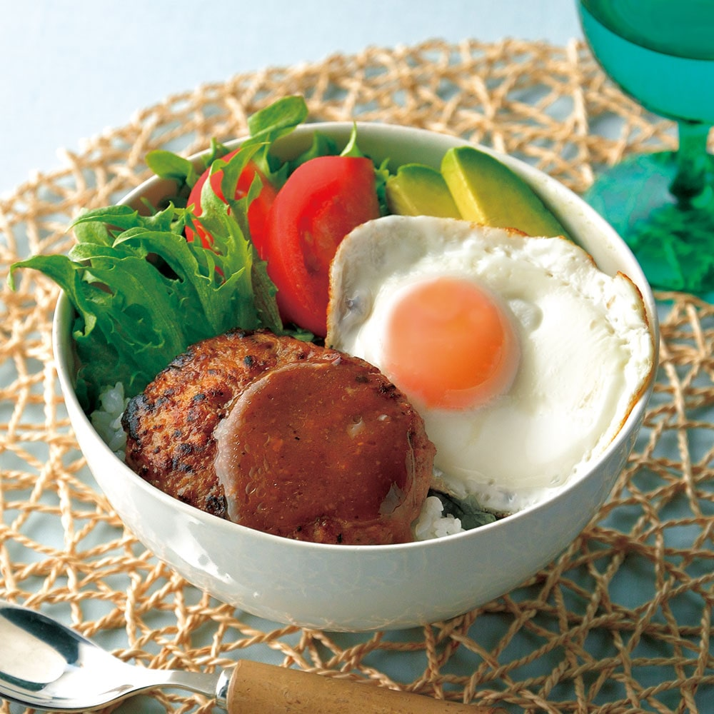 ロコモコハンバーグ(グレービーソース)6食セット
