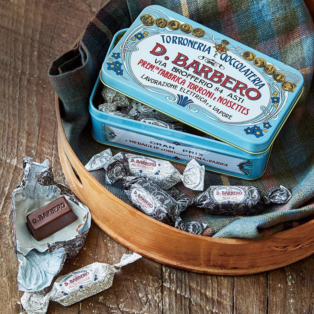 クリームチョコレートアソート缶