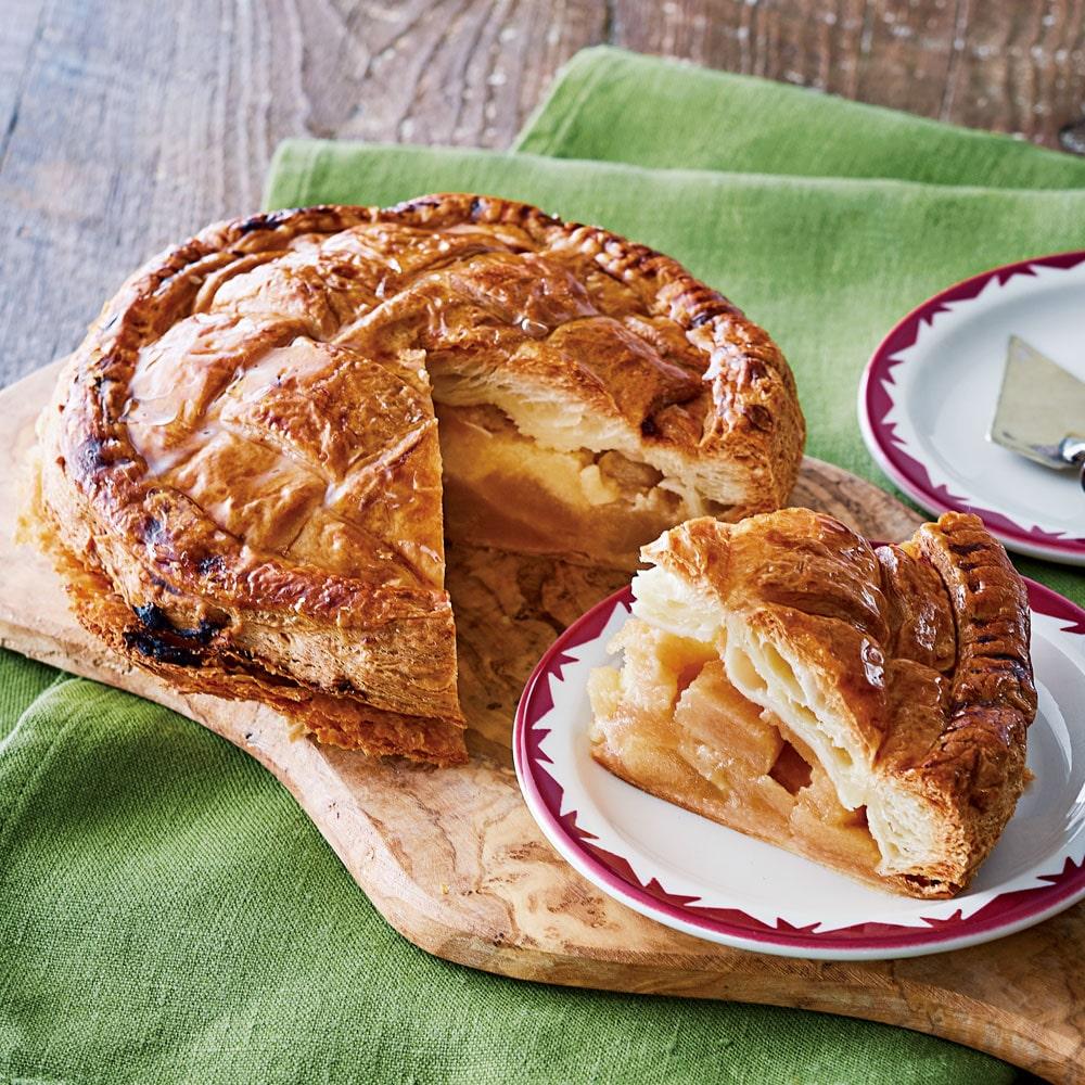 七飯りんごのアップルパイ
