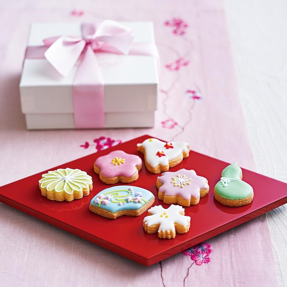 雛祭りアイシングクッキー