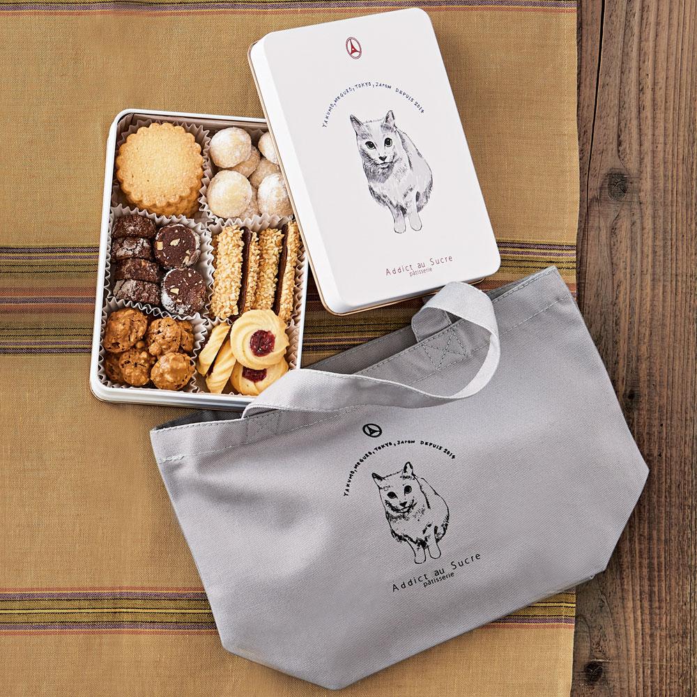 9周年記念クッキー缶&トートバッグセット