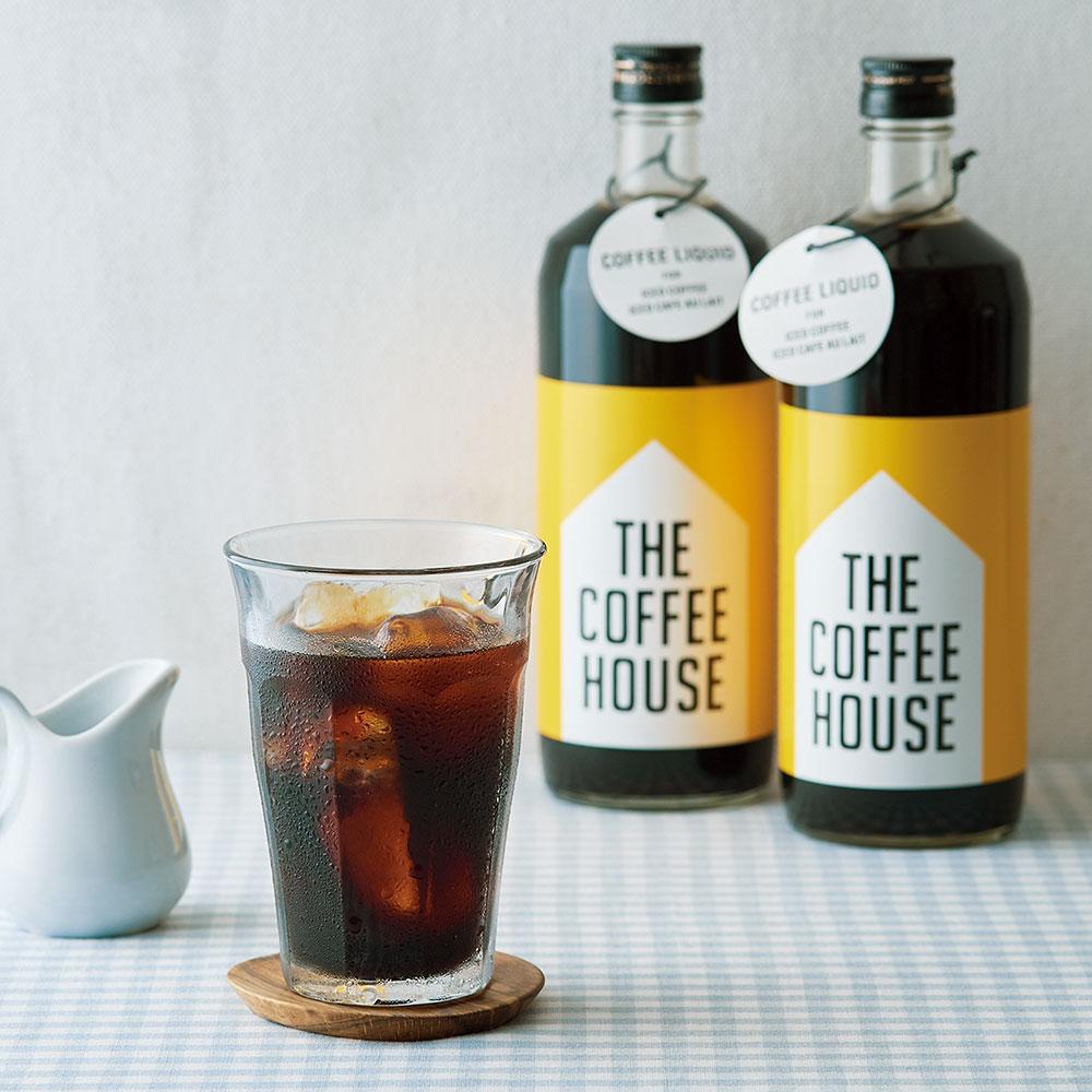 THE COFFEE HOUSELIQUID 無糖 2本セット