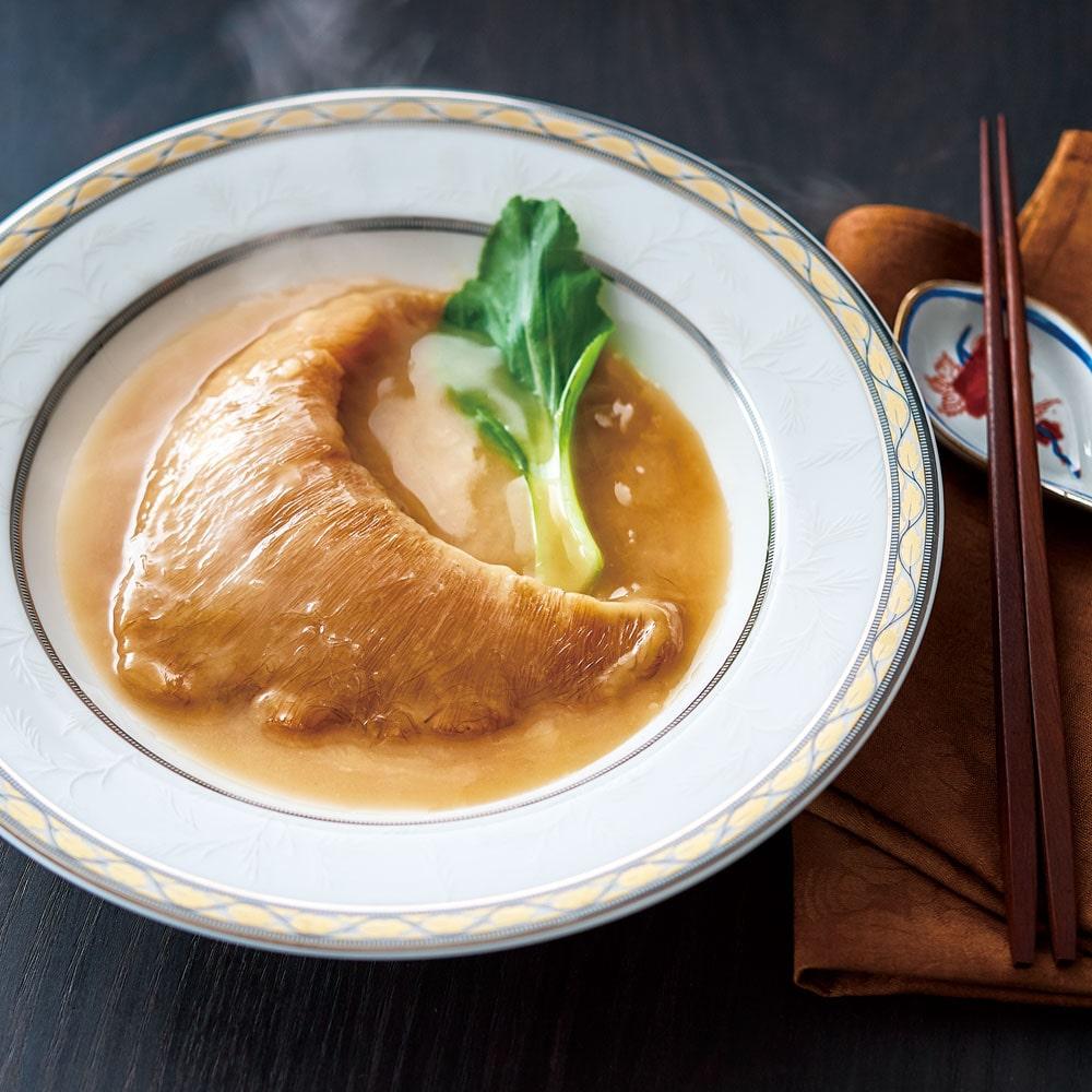 中国料理「星ヶ岡」ふかひれの姿煮 2枚セット
