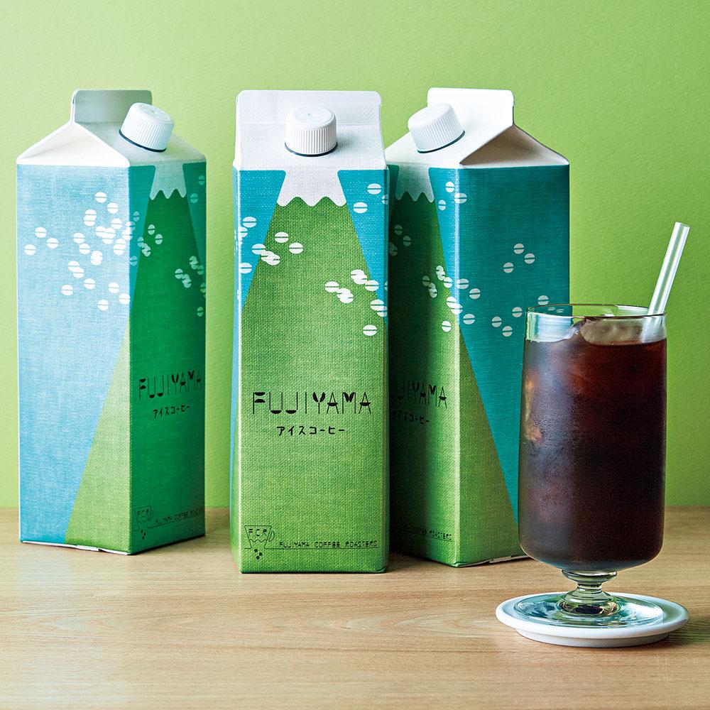 FUJIYAMA アイスコーヒー 3本セット