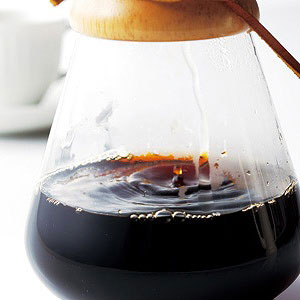 和・洋菓子に合わせたブレンドコーヒー