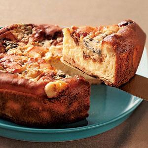 ゴルゴンゾーラ ベイクドチーズケーキ