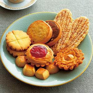ドライケーキ 7種