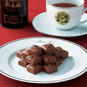 紅茶のチョコレート マルコ ポーロ
