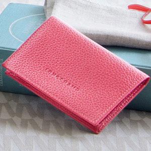 カードケース ピンク