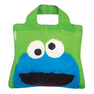 【ご自宅用】エコバッグ SesameStreet Bag 3