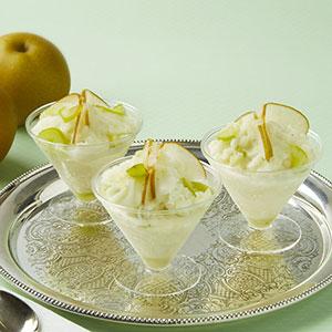 梨とフロマージュブラン〜へべすの香りを添えて〜 6個入り