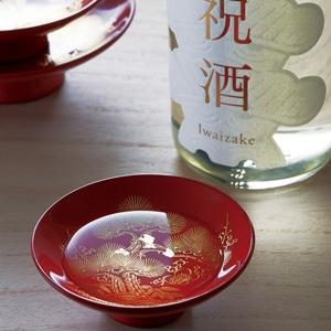 金箔付 祝酒松 純米大吟醸酒