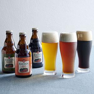 ベアレンビール 3種8本入りギフトセット