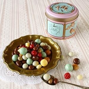 チョコレートボール エンジェル缶