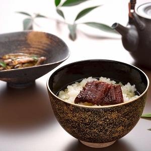 うなぎ茶漬と小鮎醤油煮詰合せ