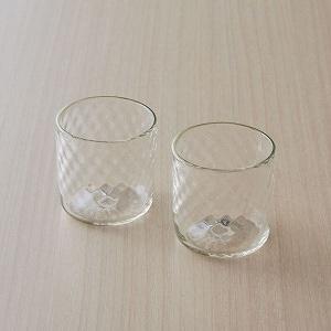 村松学さんのペアショットグラス