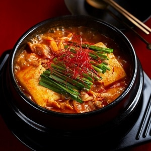 ソウルで食べたスンドゥブ