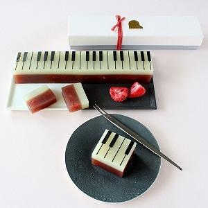 ジャズ羊羹 strawberry
