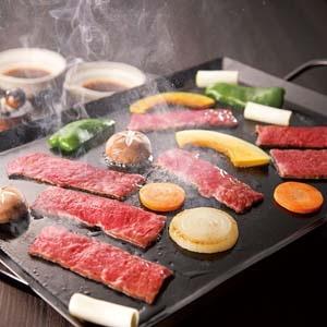 山形牛モモ焼肉用400g