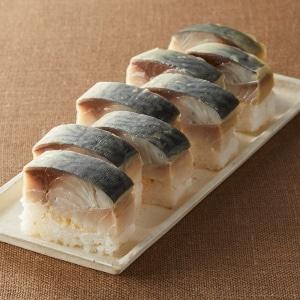 銀さばの重ね棒寿司