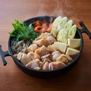 京都鶏すき 地鶏丹波黒どりすき焼き鍋セット