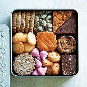 ワンダートレジャー(マリベル特製缶入りクッキー)