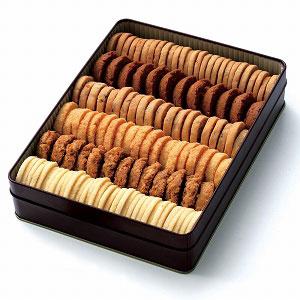 缶クッキーアソート