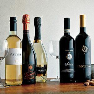 イタリアワイン5本セット