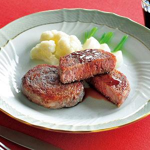 牛ロールステーキ 6個入り