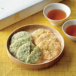 天ぷら二種詰合せ