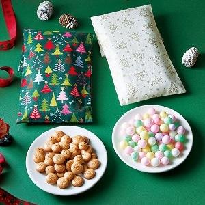 福ぼうろとおいりセットクリスマスバージョン
