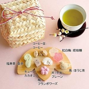 和三盆糖iroiro(お年賀)