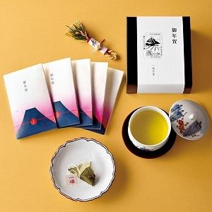 一福茶箋(御年賀)10袋入り