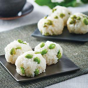 北海道産 枝豆のひとくちおこわ 12個入り