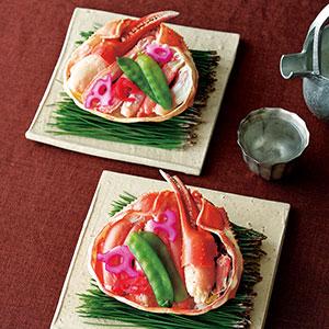 香住ガニ 甲羅寿司 2個入り