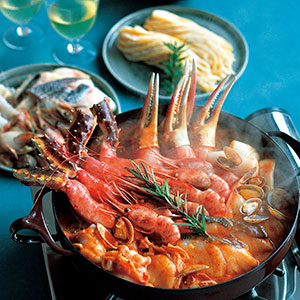 海鮮ブイヤベース鍋セット