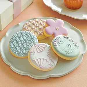 新春のアイシングクッキー 5枚セット