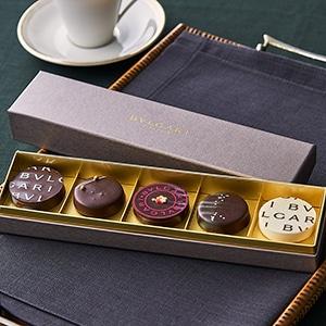 チョコレート・ジェムズ 5個入