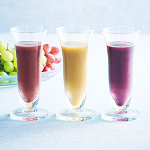 食べるぶどうジュース 3種3本セット