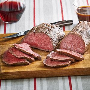 黒毛和牛ローストビーフ食べ比べセット
