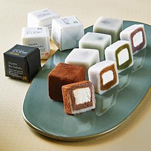 MOCHI cube 4種12個入り