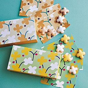 花あそび・ヨーチビス2種(ゆず・きなこ)各2箱セット