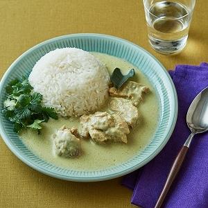 グリーンカレー 4食セット