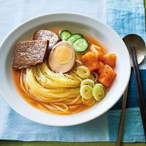 冷麺4食具材入りセット