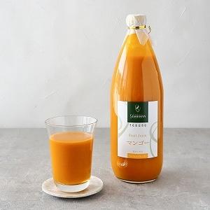 果汁100%ジュース アルフォンソマンゴー1L
