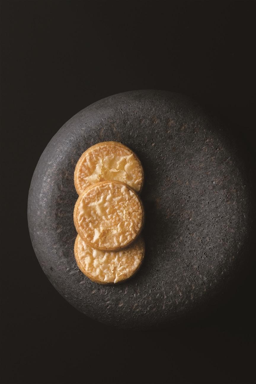 夢を形に、メゾンケイのクッキー