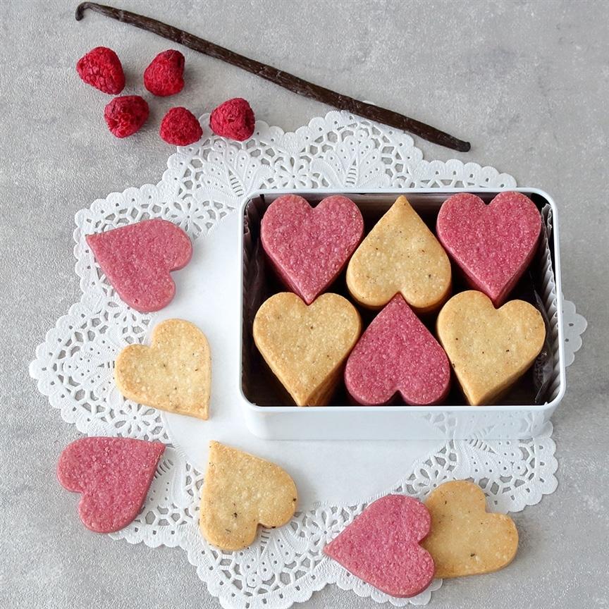 まるで宝石箱!誰かに自慢したくなる可愛い焼き菓子たち