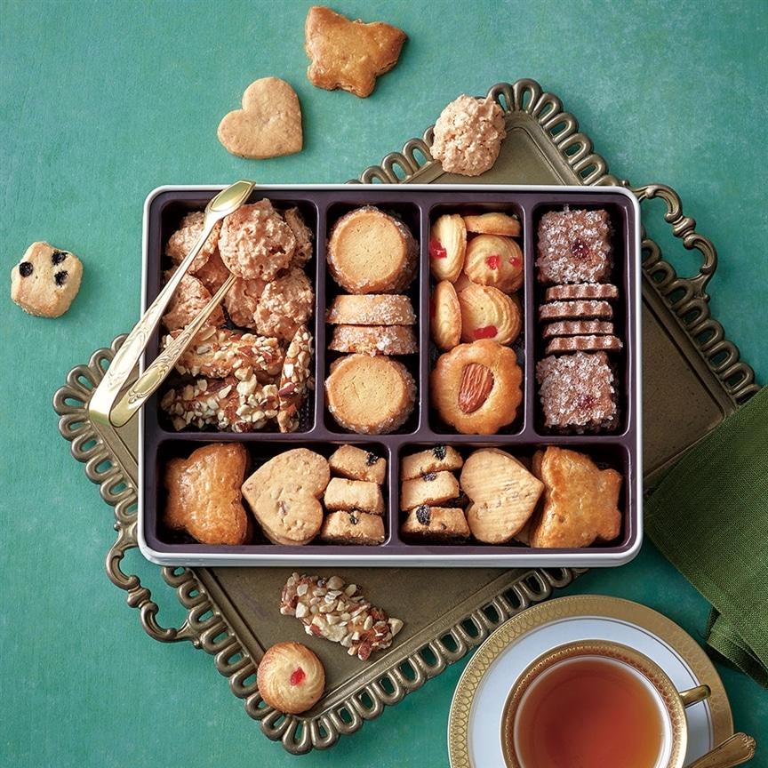 秋のおやつタイムは上質なドイツクッキーと♪
