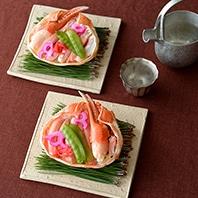 香住ガニ 甲羅寿司