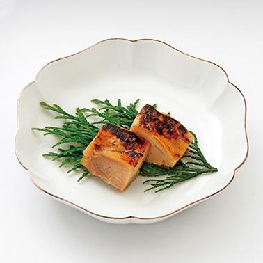 鶏塩麹焼き